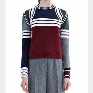 Acne Sweaters - Acne Rosana Stripe Pullover size XXS