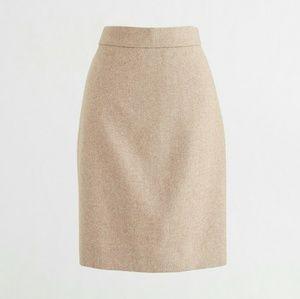 J. Crew Dresses & Skirts - ❤ NWT J.Crew Pencil skirt in double-serge wool