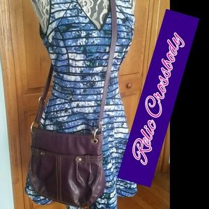 Relic Handbags - Beautiful Relic Crossbody in GORGEOUS Purple!