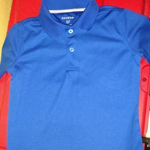 George Other - *OBO* POLO COLLARED BUTTON UP SHORT SLEEVE SHIRT