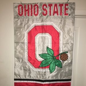 NCAA Other - Ohio State buckeyes embroidered Banner