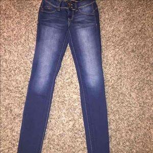 """YMI Denim - YMI Skinny Jeans sz 0 / 24"""""""