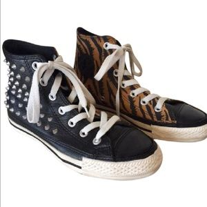 Limited Edition Chuck Taylor Converse Hightops