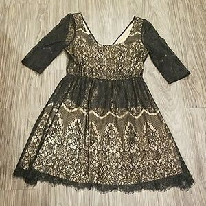 MM Couture by Miss Me Lace Dress