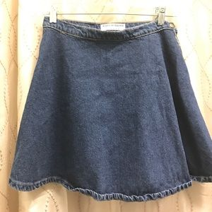 American apparel skirt size M