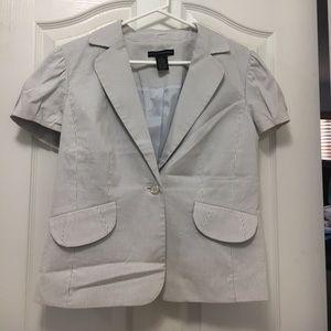 Grace Elements Jackets & Blazers - Grace elements short sleeve blazer size 8
