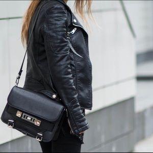 Zara Jackets & Blazers - ZARA Moto Jacket w/ Zips