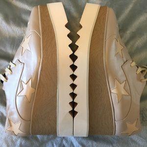 Stella McCartney Shoes - NWT Jessica Buurman Star Platforms ⭐️