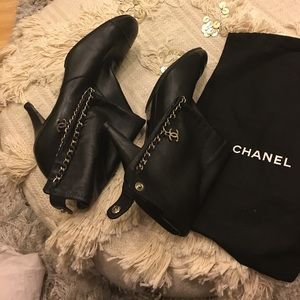 CHANEL BOOTS SALE  AUTHENTIC!!!
