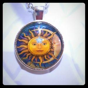 FLASH SALE  Magistic Sun, Moon & Star