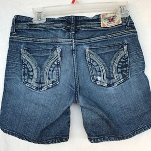 YMI Pants - YMI Denim Shorts