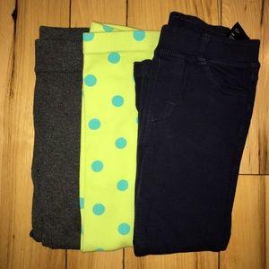 Gymboree Other - Bundle of 4t pants/leggings