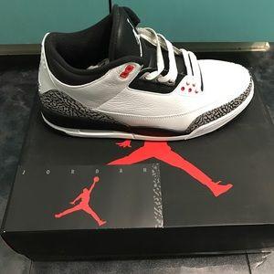 Jordan Other - Air Jordan 3 Retro