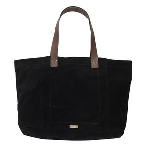 Alternative Apparel Handbags - Alternative Apparel Whitney Leather and Suede Tote