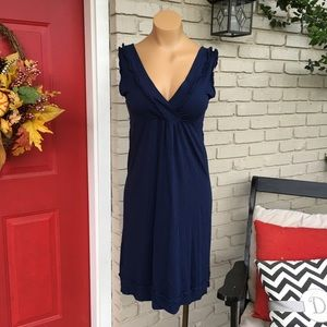 American Eagle Outfitters Dresses & Skirts - AEO navy blue sun dress