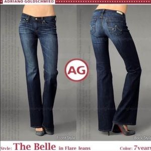 AG Adriano Goldschmied Denim - New AG Adriano Goldschmeid The Belle Flare Jeans