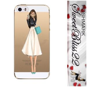 Accessories - 💋2 for 14 Coffee and Croissants Iphone6/6s7 Case