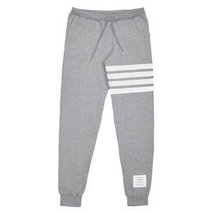 Thom Browne 4 Bar Striped Sweatpants