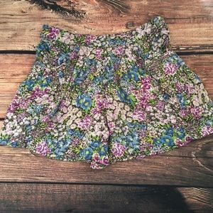 Free People Pants - Free people floral shorts