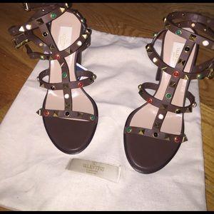 Valentino Shoes - Authentic Valentino rock stud sandals