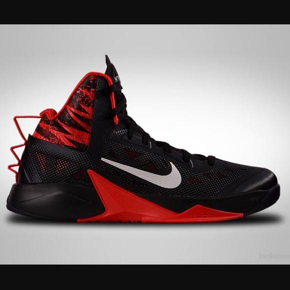 Nike Shoes   Mens Nike Zoom Hyperfuse