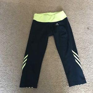 Adidas Capri tights