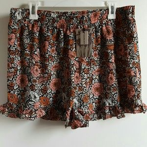 Alice & You Pants - NWT Floral Summer Shorts