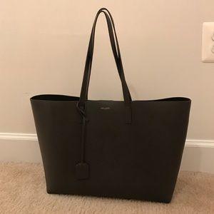 YSL Large Shopping Tote Bag