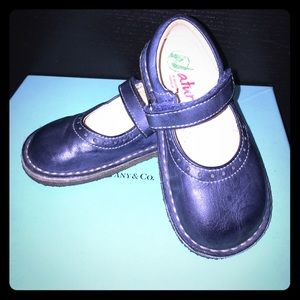 Naturino Other - Naturino girls Mary Janes navy blue