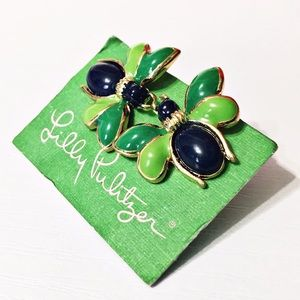Lilly Pulitzer Jewelry - NWT Lilly Pulitzer Bug Earrings