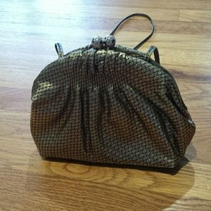 Vintage Etra Genuine Leather Handbag
