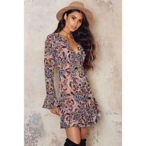 For Love and Lemons Dresses & Skirts - FOR LOVE & LEMONS Gracie Mini Dress