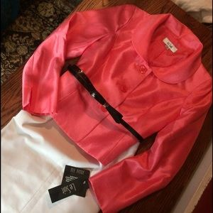 Other - Beautiful coral spring jacket