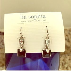 Lia Sophia Jewelry - NWOT Lia Sophia Earrings