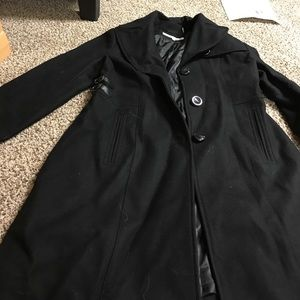 Kenneth Cole Jackets & Blazers - NWT Women's Kenneth Cole Peacoat