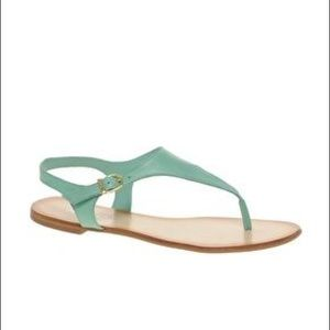 Aldo Shoes - 🎉HP! 🎉 NWOT, Aldo Mint Green Sandals, Size 8.5