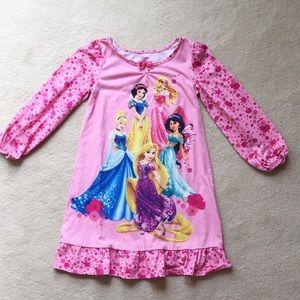Disney Other - Disney Princesses Nightgown