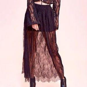 Forever 21 Dresses & Skirts - NWOT Forever 21 maxi skirt Small
