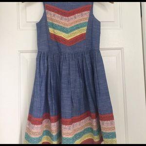 BNWT Aphorism spring kids dress Size 10