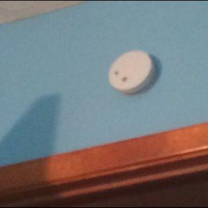 40weft Accessories - Smoke detector