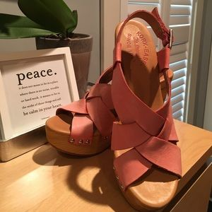 Brand new Kork Ease sandals