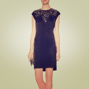 Rebecca Taylor Dresses & Skirts - Black Rebecca Taylor Cocktail Dress