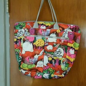 Fafi for LeSportsac Tote Bag