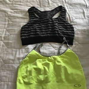 Champion sports bras, bundle