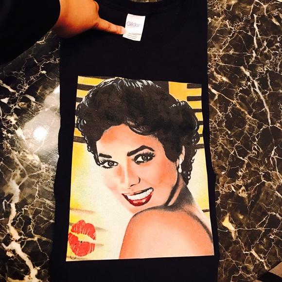 Tops Womens Dorothy Dandridge Graphic Tshirt Poshmark