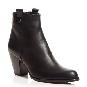 Stuart Weitzman Shoes - Hipgal Mid Heel Booties