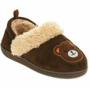 Other - Boy's Toddler Aline Fur Bear Slipper