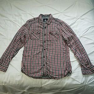 Buffalo Other - Men's long sleeve button down