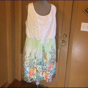 Lux Dresses & Skirts - LUXII spring dress size 2XL.