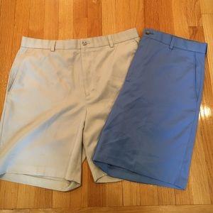 Oxford Golf Other - Oxford Golf Super Dry 36 shorts bundle